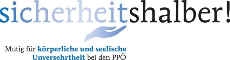 sicherheitshalber Logo